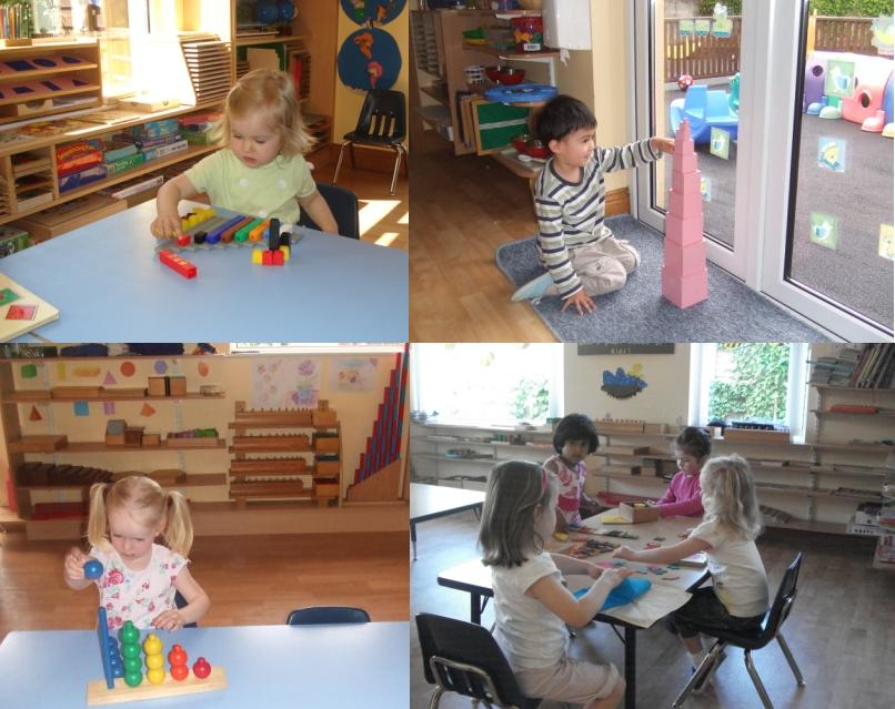 Junior Montessori